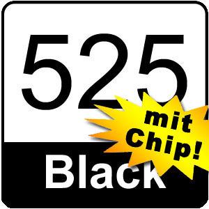 pgi 525bk tinte black mit chip kompatibel zu canon kaufen. Black Bedroom Furniture Sets. Home Design Ideas