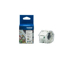 Colour Paper Tape 19mm/5m zu Brother VC-500W Etikettendrucker