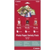 Photo Pap.Variety Pack 10x15cm zu Canon VP1014x6 20 Blatt